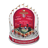 2011 St. Louis Cardinals World Series Championship Carousel