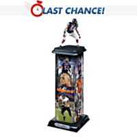 Brian Urlacher: Legend In Action Trophy Sculpture