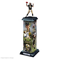 Drew Brees: Legend In Action Trophy Sculpture