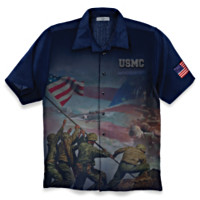 Marine Pride Men's Shirt