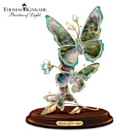 Thomas Kinkade Garden Of Serenity Sculpture