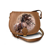 Spirit Warrior Messenger Bag