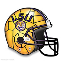 Louisiana State University Tigers Lamp