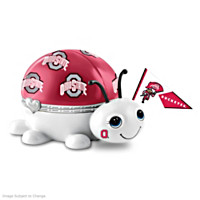 Ohio State University Buckeyes Music Box