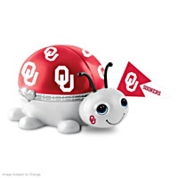 Oklahoma University Sooners Music Box