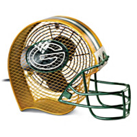 Green Bay Packers #1 Fan Electric Fan