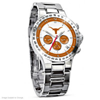 Texas Longhorns Men's Collector's Watch