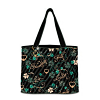 Irish Charm Tote Bag