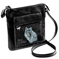 Spirit Of The Wilderness Crossbody Bag