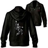 Rockin' With Elvis Women's Hoodie
