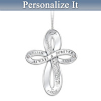 Always & Forever In Christ Personalized Ornament