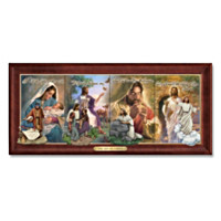The Life Of Christ Panoramic Print Collection