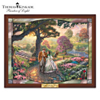 Thomas Kinkade Gone With The Wind Wall Decor