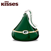 KISSES For A Packers Fan Music Box