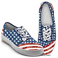 American Pride Women's Sneakers