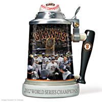 San Francisco Giants 2012 World Series Stein