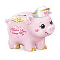 Nurses Save Everyday Piggy Bank