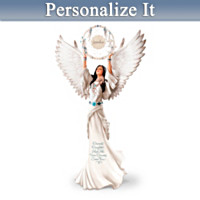 Dreams For My Daughter Personalized Figurine