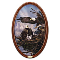 Eagle Nest Collector Plate