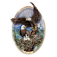 Treetop Guardians Collector Plate