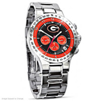 Georgia Bulldogs Collector's Watch
