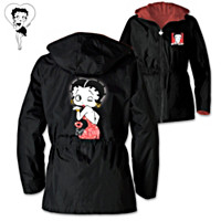 Betty Boop Women's Jacket