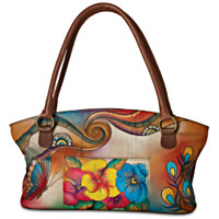 Garden Sunrise By Roma Handbag