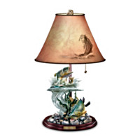 Angler's Glory Accent Lamp