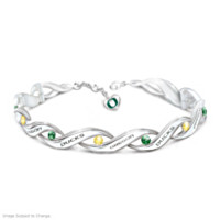 University of Oregon Pride Bracelet