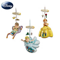 Disney Dreams Come True Ornament Set
