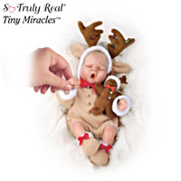 Ringle Deer Doll