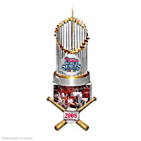 2008 World Series Champions Philadelphia Phillies Ornament