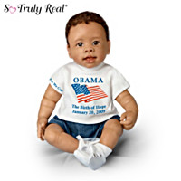 Obama, Birth Of Hope Doll