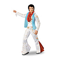 Elvis Aloha From Hawaii Fashion Doll