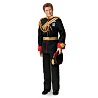 Prince Harry Royal Fashion Doll