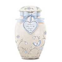 A Year Of Wishes For My Daughter-in-Law Ginger Jar