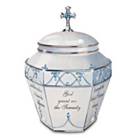 Serenity Prayer Music Box