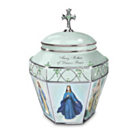 Mary, Mother Of Divine Peace Music Box