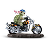 Born To Ride Figurine
