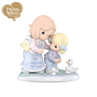 Precious Moments My Daughter, My Friend Figurine
