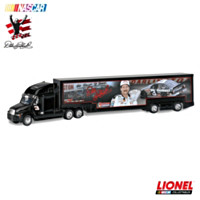 Dale Earnhardt Darlington Hauler Diecast Car