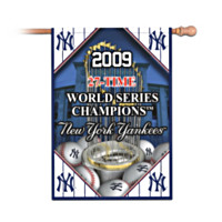 27-Time World Series Champions Flag