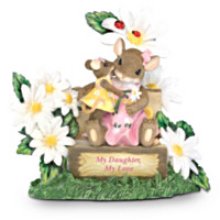 Charming Tails My Daughter, My Love Figurine