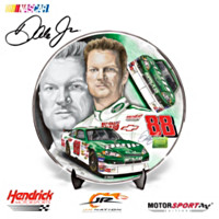 Dale Jr. 2008 SIgnature AMP Energy Plate