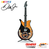 Dale Earnhardt Jr. Whiskey River Guitar