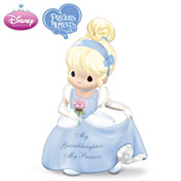Precious Moments My Granddaughter, My Princess Figurine