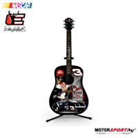 Sweet Sound Of Victory Guitar Figurine