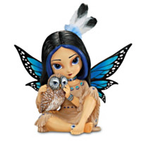 Moonheart, Spirit Of Wisdom Figurine