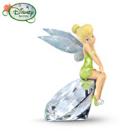 Diamond Pixie Figurine
