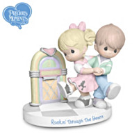 Precious Moments Rockin' Through The Years Figurine